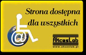 Logo certyfikatu strona dostępna dla wszystkich